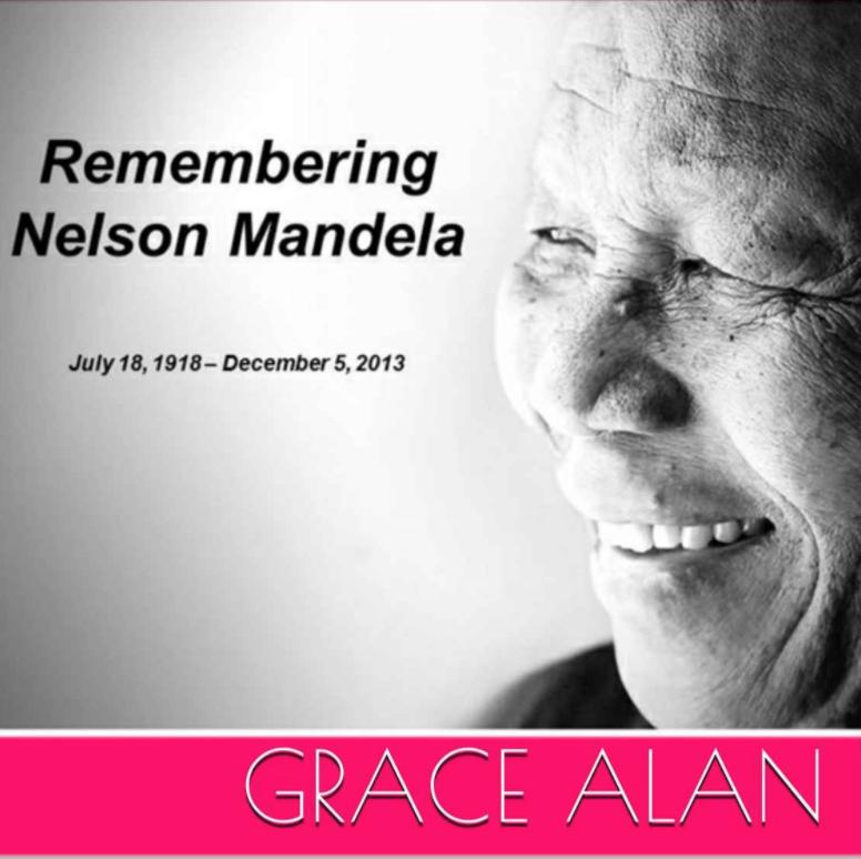 BIOGRAFIA Nelson Mandela